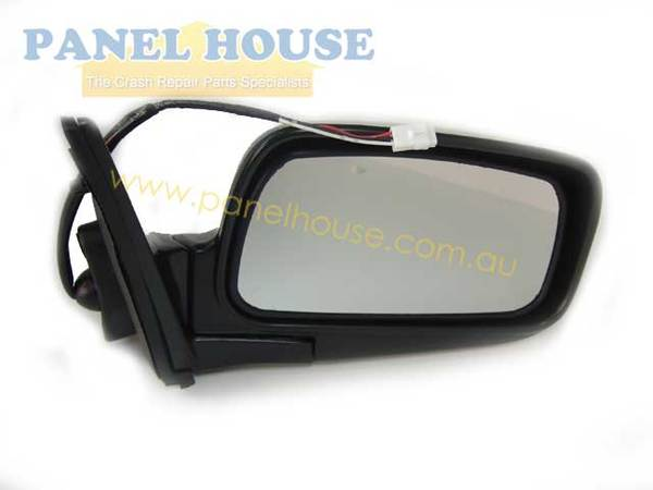 how to change new camry mirror