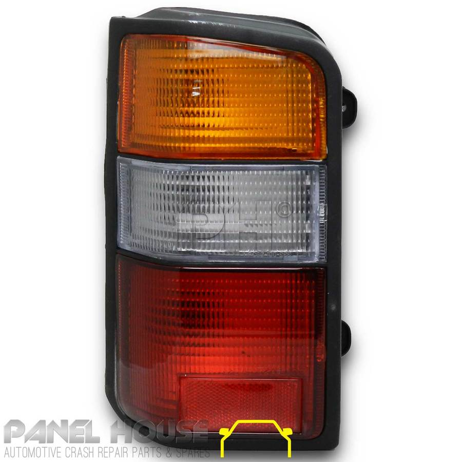 New Mitsubishi L300 Express Van Pair 3 Colour Tail Light