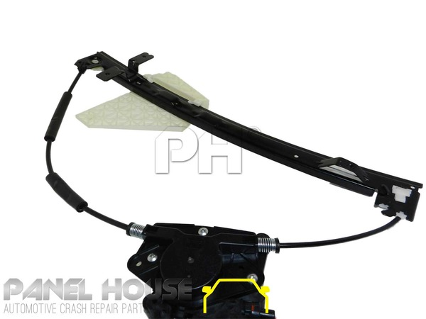 Grand cherokee jeep 00 05 wg wj lh rh rear window for 1999 jeep grand cherokee window regulator replacement