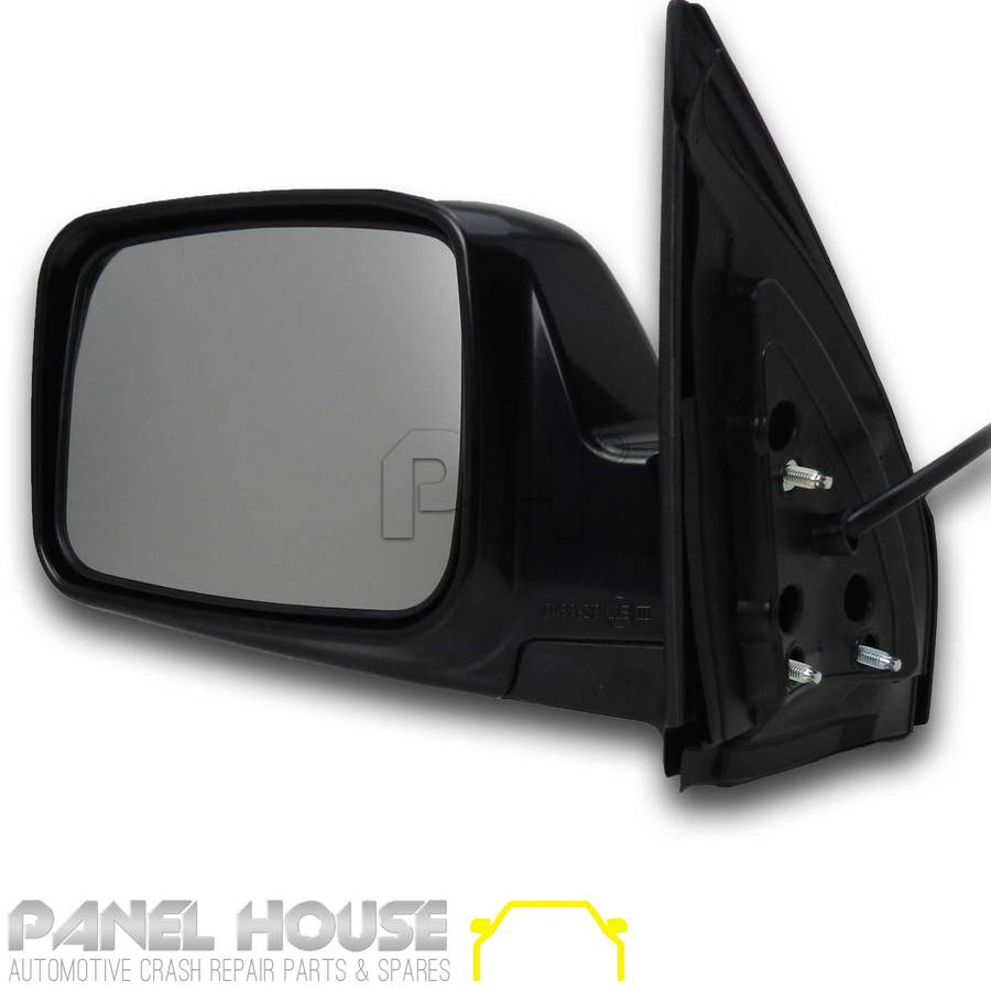 New nissan x trail wagon left door mirror 39 01 39 07 t30 for Mirror 07 07 07