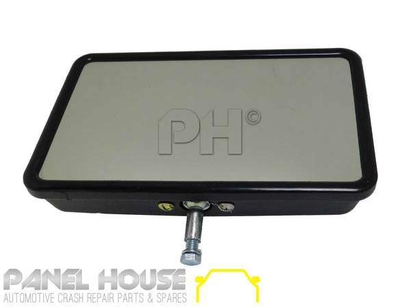 door mirror head fits ford courier tray back ute brand new aftermarket. Black Bedroom Furniture Sets. Home Design Ideas