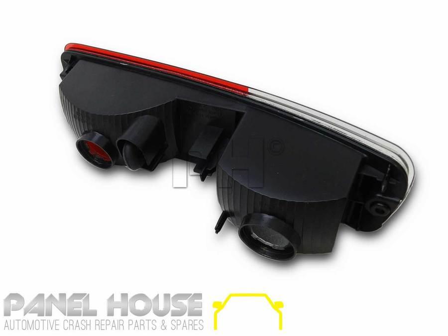 mitsubishi np pajero tail light in bar 02 39 06 pair rear. Black Bedroom Furniture Sets. Home Design Ideas