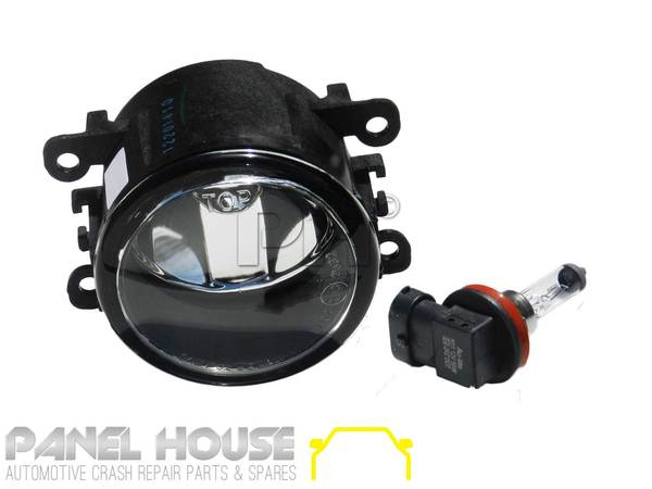 1 X Fog Light With Bulb Fit Ford Falcon Fg Focus Fiesta