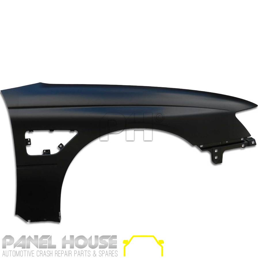 Holden commodore vz holden commodore vy vz guard with flute hole 02 07 right rh fender vanachro Gallery