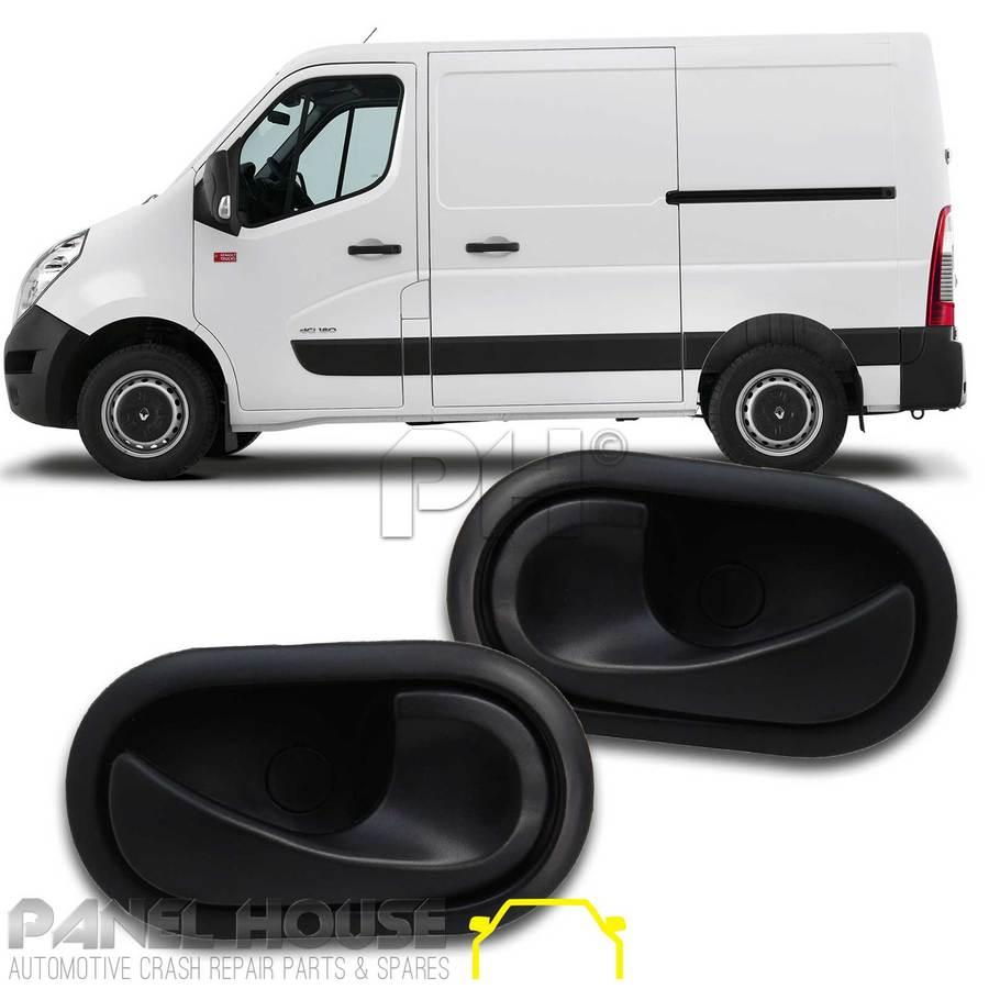Renault master inner handle 39 10 39 16 front pair interior for Front door handles new zealand
