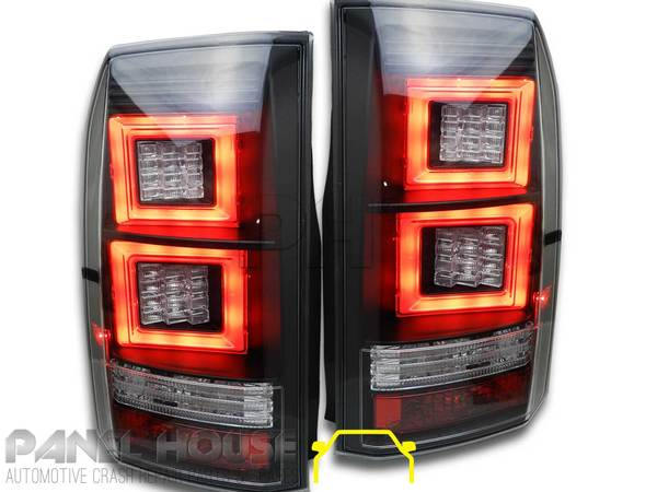 Taillight Upgrade 3led Lr3 Suits Land Rover Discovery 05