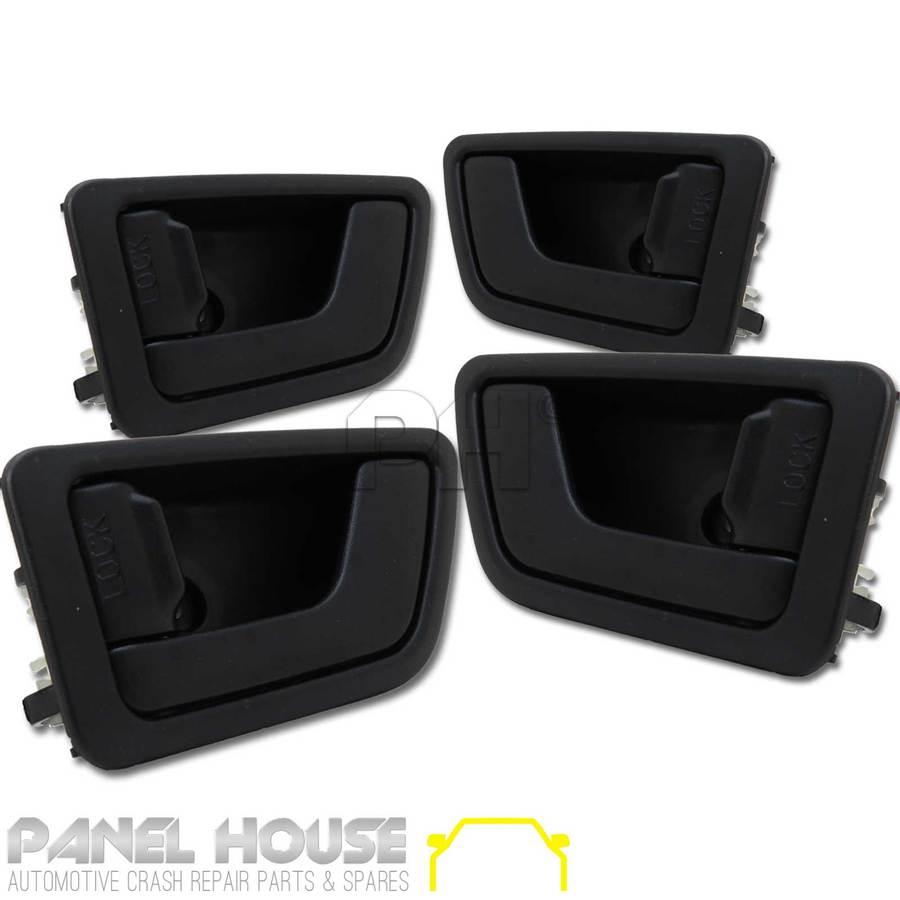 Hyundai Getz Interior Handle 2006-2011 Set X4 Front Rear Inner Door Handles New