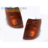 Ford Courier PD Ute 96-98 Pair 1xLH 1xRH Corner Indicator Lights Brand New