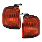 Ford Courier PE Ute 99-02 PR 1xLH 1xRH Corner Indicator Lights Brand New