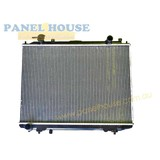 Ford Courier 96-06 Radiator Petrol & Diesel Inlet & Outlet Opposite Sides Manual