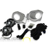 Ford RANGER PX Ser1 11-15 LED Front PROJECTOR Bar Fog Lamp Driving Light Upgrade Kit