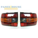 Holden Commodore VN Sedan PR 1xLH 1xRH Smokey / Tinted Tail Lights Brand New