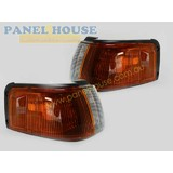 Mazda 323 BG 89 - 96 Pairt of Corner / Indicator Lights New 1xLH 1xRH