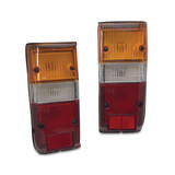 Toyota Landcruiser 60 Series Pair 1xLH 1xRH Tail Lights Brand New