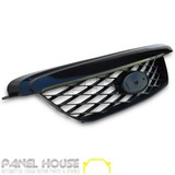 NEW Ford Falcon BA BF XR6 XR8 TURBO Grill Upper '02-'08 BLACK Top Plastic Grille