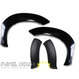 Toyota HILUX '11-'15 Ute Front Plastic Bumper BAR & GUARD Flare Set NEW 4pce