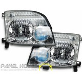Nissan X TRAIL X-Trail T30 01-07 PAIR L+R Head Lamp NEW ADR Light Replacement