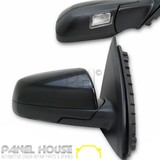 NEW Holden VE Commodore '06-'13 Right RHS Electric Door Mirror WITH Puddle Light