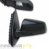NEW Holden VE Commodore '06-'13 Left LHS Electric Door Mirror WITH Puddle Light