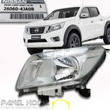 NEW Nissan NP300 D23 Navara LEFT Hand LHS Head Light GENUINE Lamp Non DRL Type