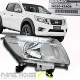 NEW Nissan NP300 D23 Navara RIGHT Hand RHS Head Light GENUINE Lamp Non DRL Type