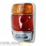 Nissan Datsun 1200 Ute Tail Light CHROME LHS Left B110 Sunny B120 Lamp NEW