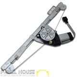 Fiat 500 Window Regulator With Motor LHS Left Hand '08-'15 NEW Replacement