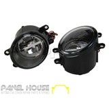 Lexus RX350 RX450 08-12 Pair Fog Lamp Dual LED Type Halo Driving Light NEW