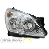 Holden AH Astra '06-'09 Sedan Wagon Hatch Right RHS CHROME Head Light NEW Lamp