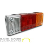NEW Ford Courier PC PD PE PG PH '86-'06 Tray Back Tail Light Assembly x 1 LH=RH