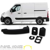 Renault Master Outer Door Handle '10-'16 Front LEFT Exterior Handle NEW LH LHF