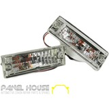 NEW Rodeo TF 91-97 SET Crystal CLEAR Bumper Bar Indicator Blinker Lights & Bulbs