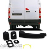 Renault Master Rear Tail Gate Handle Outer 10-16 NEW Back Door Exterior Handle