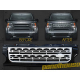 L319 Discovery4 Style GRILLE - Upgrade Grill FOR 05-09 DISCOVERY 3 Land Rover