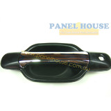 Holden Rodeo RA Ute 3/03 - 9/06 Left Front Chrome & Black Outer Door Handle