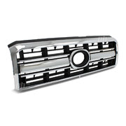 Toyota Landcruiser FJ70 76 78 79 Series Troop Carrier Chrome Grille NEW 07-13