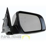 Ford Ranger PX Ute NEW SHAPE RH Chrome Electric Door Mirror Upgrade