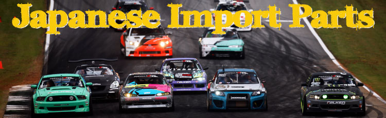 Japanese Import Parts