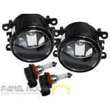 Fog Lights PAIR With Bulbs fit FORD Falcon FG Focus Fiesta Transit Territory Ranger