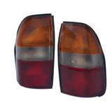 Mitsubishi Triton MK 96 - 01 Pair of Tail Lights Brand New 1xLH 1xRH