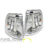 Corner Park Light PAIR Front Clear Style Upgrade Fits Toyota Hilux 2WD 92-96
