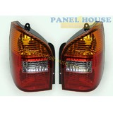 Ford AU Falcon / Futura Wagon Series 1 Pair 1xLH 1xRH Tail Lights Brand New