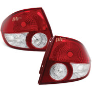 Hyundai Getz 02-05 3&5 Door Hatch PAIR LH+RH Tail Lights *NEW* Lamps