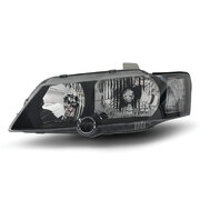 Headlight Black LEFT fits Holden Commodore VY SS SV6 SV8 2002-2004 LH