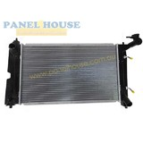 Radiator NEW Fits Toyota Corolla ZZE122 Sedan / Hatch / Wagon 2001-2007