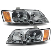 Headlight PAIR fits Holden Commodore VY Series 2 2003-2004 PR