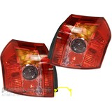 Taillight PAIR Fits Toyota Corolla ZZE122 Series Hatch 2004-2007 RH+LH