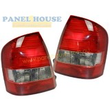 Tail Lights PAIR fits Mazda 323 BJ Protege Sedan 98-02 LH + RH
