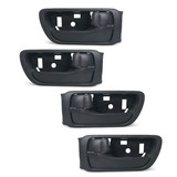 Door Handle FULL SET Front Grey Inner Fits Toyota Camry 2002-2006 4 Handles