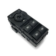 Master Main Power Window Switch Red Illumination Fits Holden Commodore VE